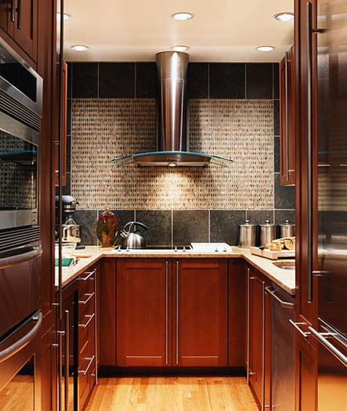 kitchen vent hoods on Add A Nice Vent Hood In Your Kitchen Design For ...