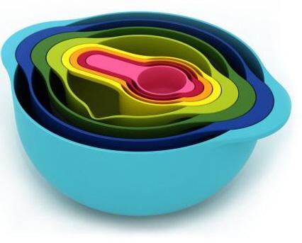 Food Preparation Bowls Nest 8 from Joseph Joseph
