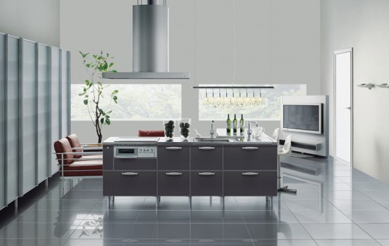 Japanese Kitchen Modern Design
