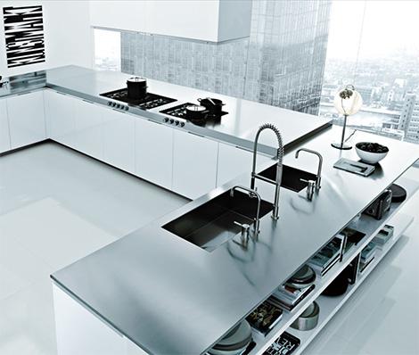 Modular Kitchen Designs cutting edge style