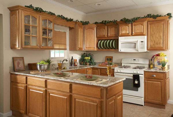 Oak kitchen cabinets by Randolph Line of Wall Kitchen Cabinets Furniture to