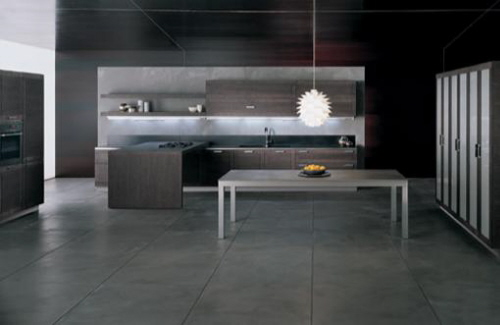 Vela Quadra amazing kitchen pictures series