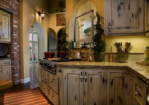 Modern style french country kitchen kitchen design ideas at hote ...