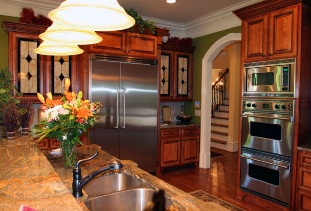 appliances for kitchen must be chosen carefully