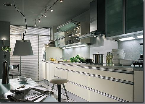 best modern kitchen lighting