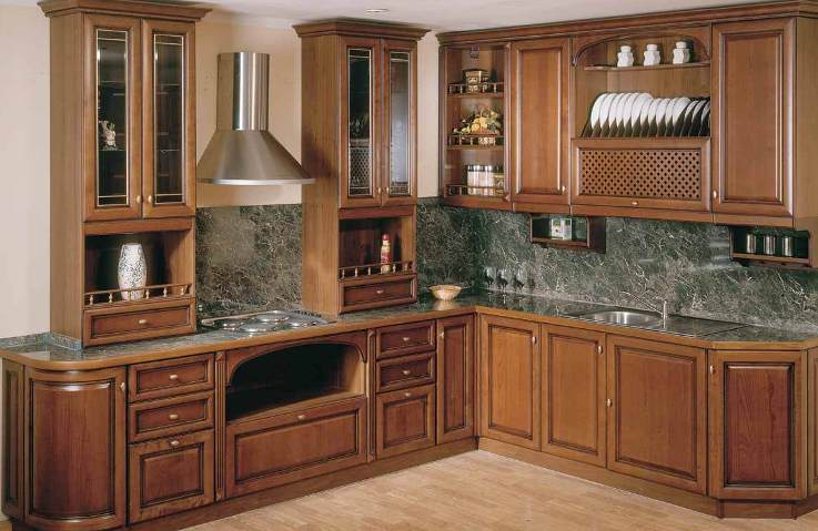 Corner Kitchen Cabinet Designs Ideas To Maximize Small Kitchen Space