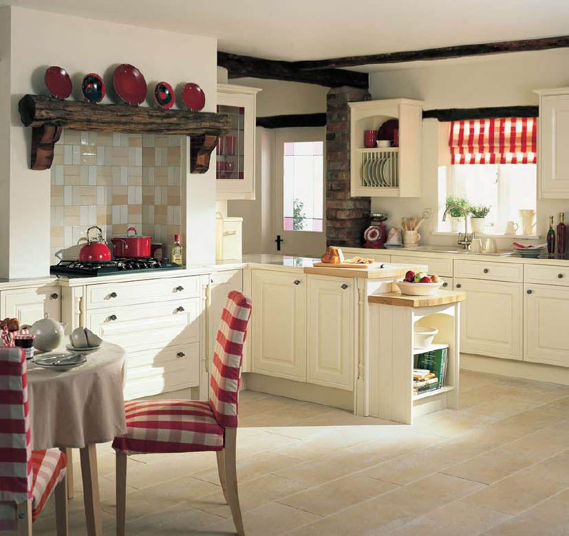 How to create country kitchen design ideas kitchen Country style kitchen ideas