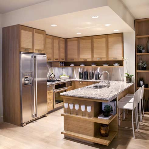 impressive design of kitchen countertops kitchen design