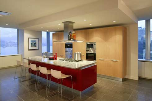 impressive design of Kitchen countertops
