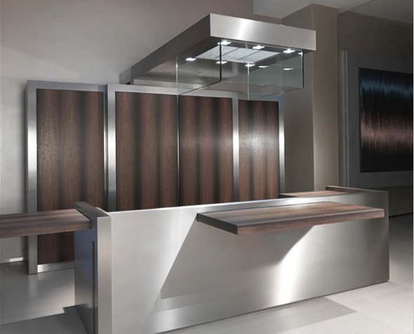sophisticated kitchens Strato 031